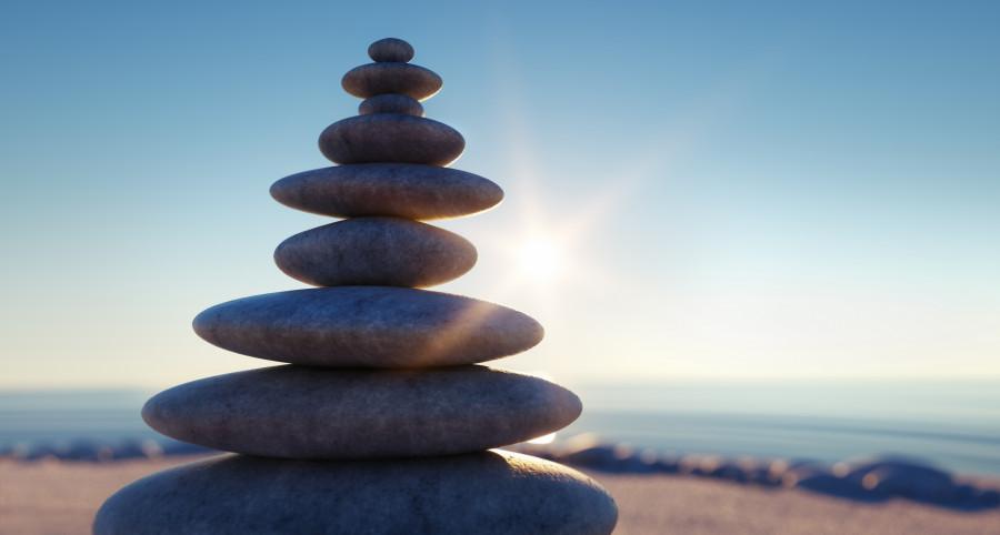 Geistige Wirbelsäulenaufrichtung: Energie für den Körper